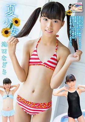【特典付】夏少女 池田なぎさ DVD版 *生写真2枚 付