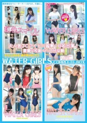 WATER GIRLS complete box