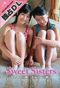 Sweet Sisters さき 13歳・うみの 11歳 表紙画像