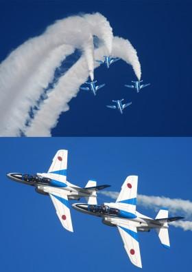 ブルーインパルス・曲技飛行 Vol.6