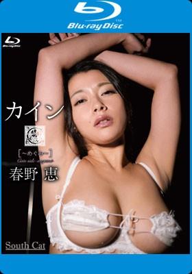 カイン~めぐみ~ Blu-ray版 春野恵 表紙画像