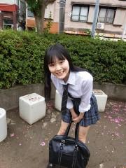 【特典】渋谷区立原宿ファッション女学院 泉舞子2 泉舞子 *サインチェキ(大判) + 生写真