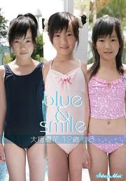 大橋優花 blue&smile