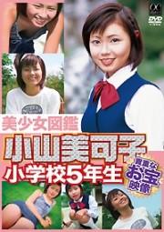 美少女図鑑 小山美可子 小学校5年生