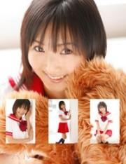 山口美羽 18歳 制服