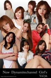 Dynamite Channel Gals Vol.34
