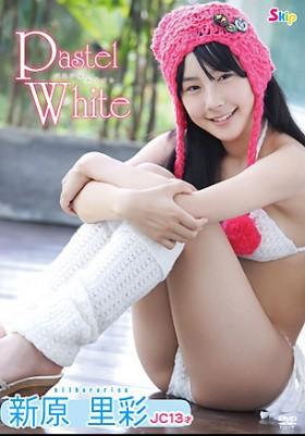 Pastel White 新原里彩