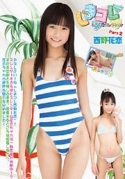 しまコレ ~しましまコレクション~ 西野花恋 Part2 DVD版