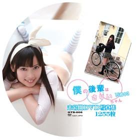 【特価】【未公開DVD写真集1255枚】僕の後輩はさりいちゃん 池上紗理依 15歳 中3