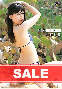 【特価】pink monsoon 小町彩夏