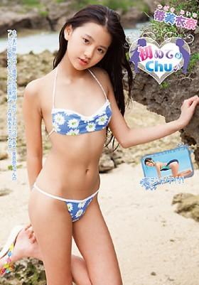 初めてのChu♪ 椿美衣奈 DVD版 表紙画像