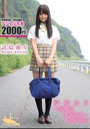 DVD写真集 学校なう ~夏休み水着なう~ 詩島萌々