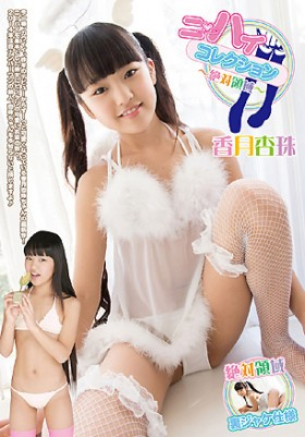 ニーハイコレクション ~絶対領域~ 香月杏珠 DVD版