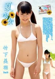 夏少女 竹下美羽 Part2 DVD版