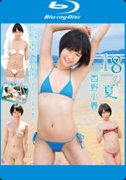 18の夏 西野小春 Blu-ray版