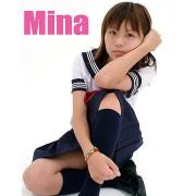 少女画像館 エンジェルfile 『mina 中1デジタル写真集 Vol.02』