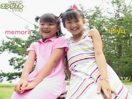 少女画像館 エンジェルfile 『小6・miyu&小3・めもらデジタルムービー』2/3