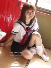 LOVE GIRL'S MIX 高杉みほ 15歳