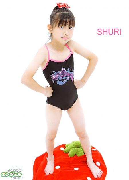 少女画像館 エンジェルfile 『SHURI デジタル写真集 Vol.10』 表紙画像