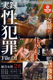 実録性犯罪File 01