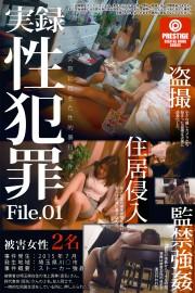【30%OFF(4/9まで)】実録性犯罪File 01