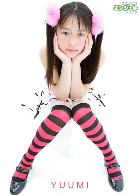 少女画像館 エンジェルfile 『ゆうみ デジタル写真集 Vol.01』
