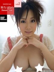 野乃はなのデジタル写真集 vol.2