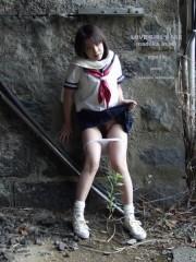 LOVE GIRL'S MIX 朝木まどか 19歳 「遊戯」  PDF写真集