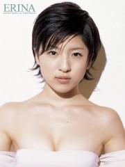 「ERINA」松井絵里奈1st.写真集