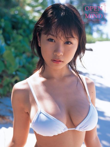 OPEN MIND 西田麻衣1st.写真集