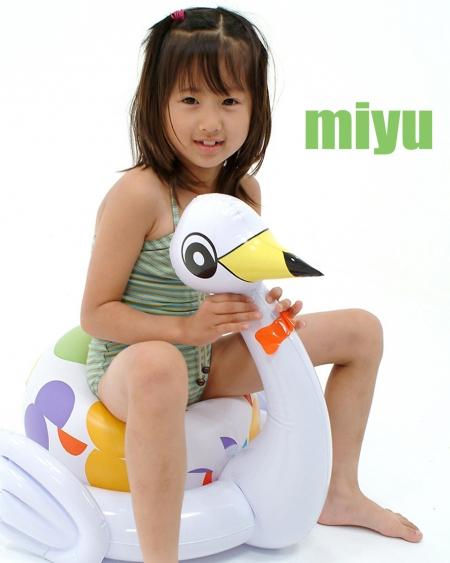 少女画像館 エンジェルfile 『miyu 小3デジタル写真集 Vol.06』