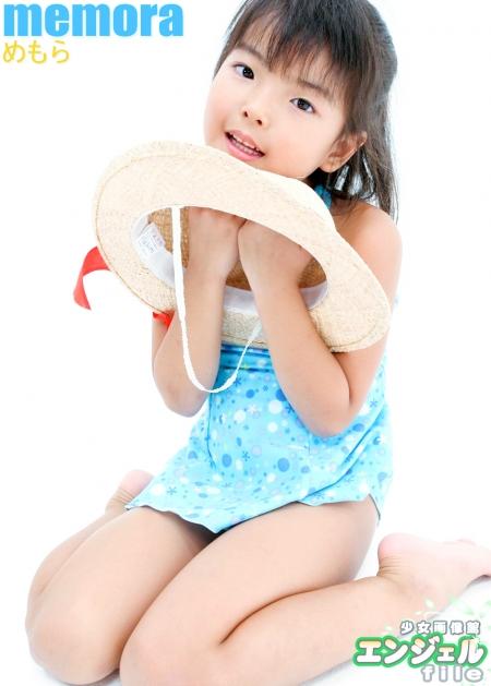 少女画像館 エンジェルfile 『めもら 小1デジタル写真集 Vol.03』