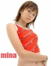 少女画像館 エンジェルfile 『mina 中1デジタル写真集 Vol.03』