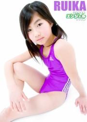 少女画像館 エンジェルfile 『るいか 小4デジタル写真集 Vol.03』
