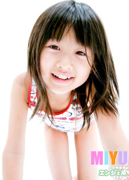 少女画像館 エンジェルfile 『miyu 小5デジタル写真集 Vol.15』