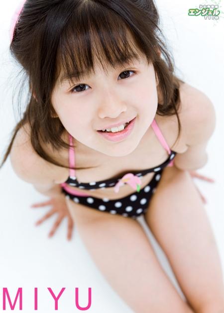 少女画像館 エンジェルfile 『miyu デジタル写真集 Vol.18』