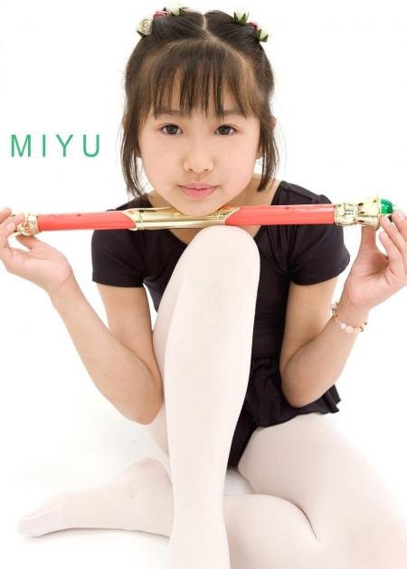 少女画像館 エンジェルfile 『miyu デジタル写真集 Vol.19』