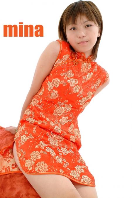 少女画像館 エンジェルfile 『mina 中1デジタル写真集 Vol.04』