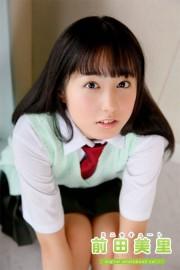 ミニ☆キュート 前田美里 デジタル写真集 VOL.01