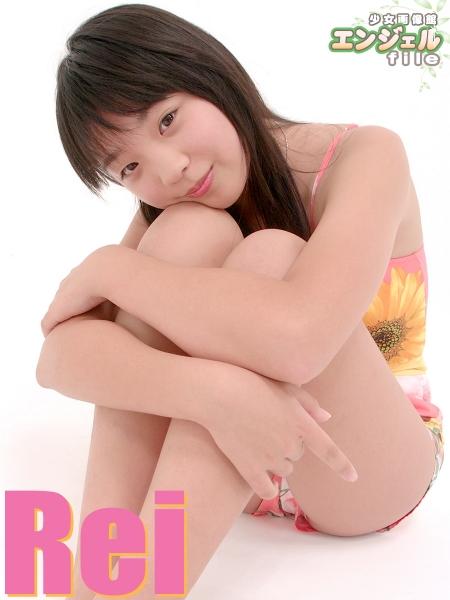 少女画像館 エンジェルfile 『愛川麗 中2デジタル写真集 Vol.10』