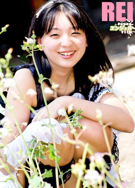 少女画像館 エンジェルfile 『愛川麗 中2デジタル写真集 Vol.13』