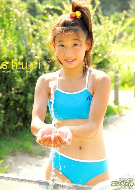 少女画像館 エンジェルfile 『SHURI デジタル写真集 Vol.19』 表紙画像