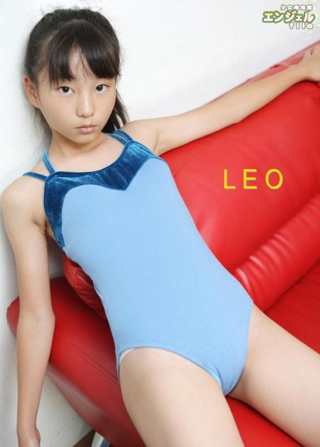少女画像館 エンジェルfile 『れお デジタル写真集 Vol.07』 表紙画像