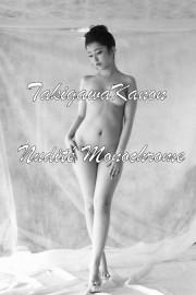 Nudit? monochrome TakigawaKanon