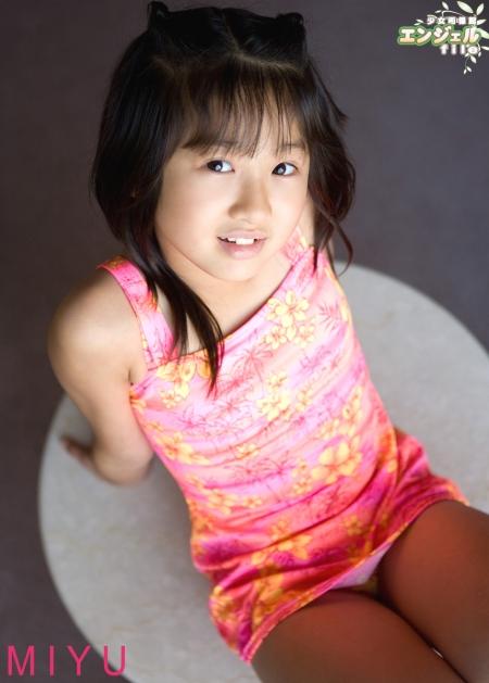 少女画像館 エンジェルfile 『miyu 三姉妹写真集Vol.26』