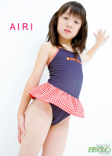 少女画像館 エンジェルfile 『あいり デジタル写真集 Vol.02』