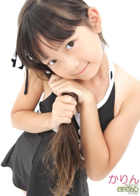 少女画像館 エンジェルfile 『かりん デジタル写真集 Vol.02』