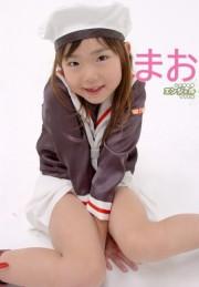 少女画像館 エンジェルfile 『まお 小1デジタル写真集 Vol.04』