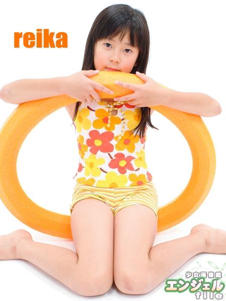 少女画像館 エンジェルfile 『reika 小2 デジタル写真集 Vol.05』 表紙画像