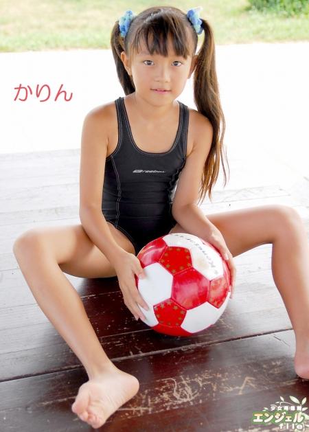 少女画像館 エンジェルfile 『かりん デジタル写真集 Vol.06』